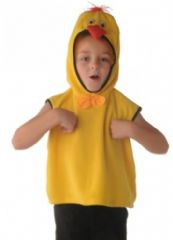 Yellow Chicken Tabard (C5706)